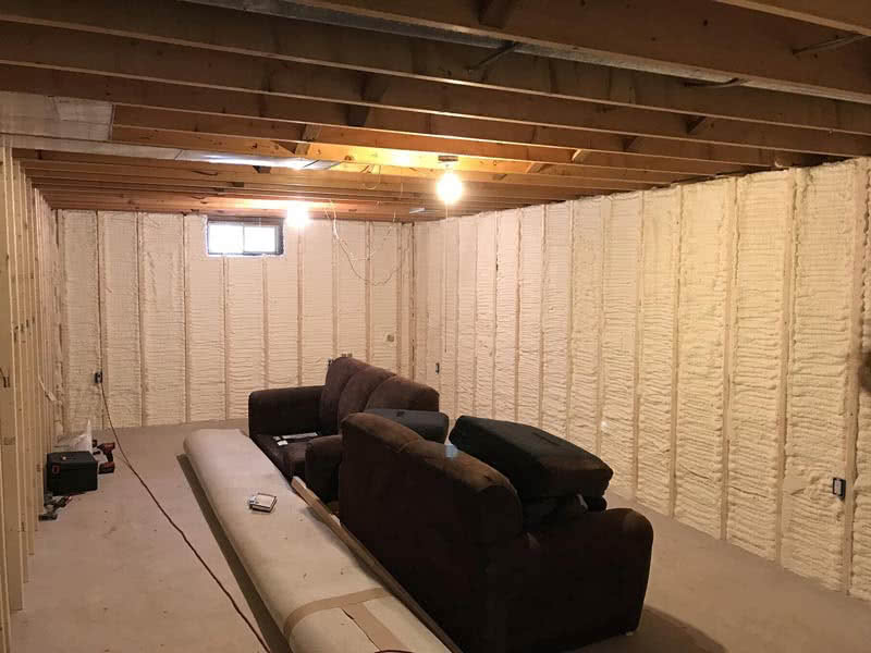 Insulating your basement walls properly prevents many problems in the future. Protecting the space from excess moisture protects your health.