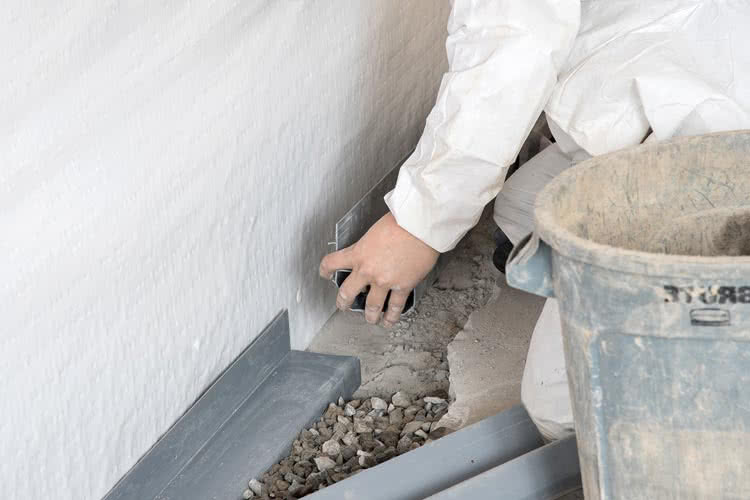 Choosing quality basement waterproofing products is a huge part of your foundation waterproofing campaign success.